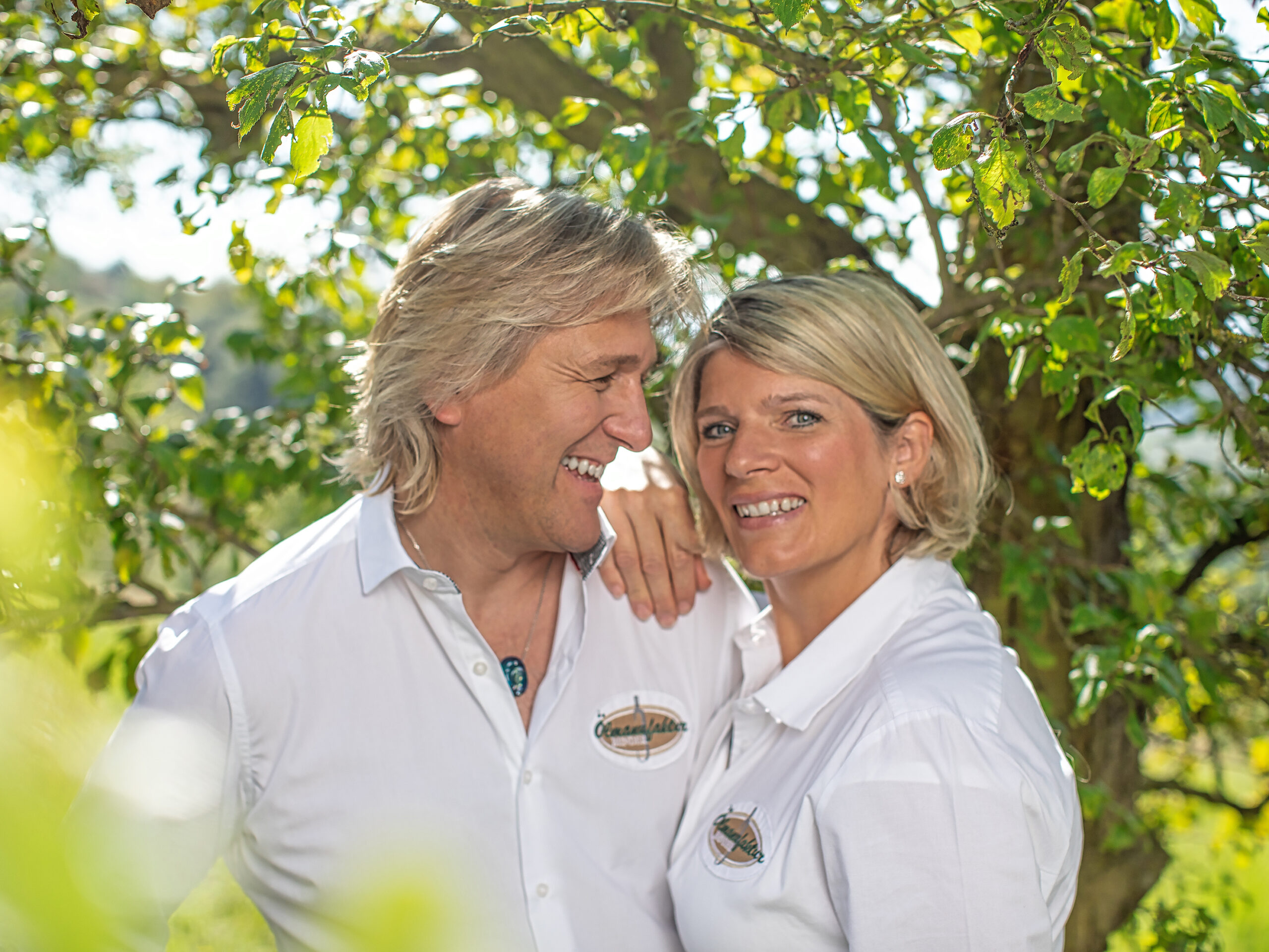 Tanja und Uwe Bender